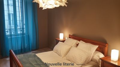 Photo for At Anne-Sophie, T2 center of Nantes \\\\ new bedding ////