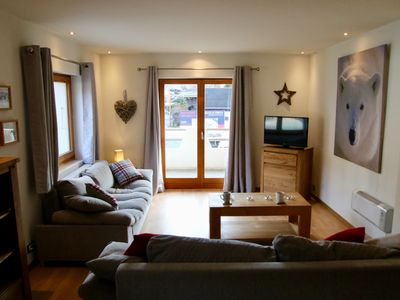 Photo for Superb Multipass Registered Holiday Apartment in Morzine
