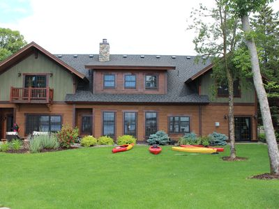 Photo for Luxury Lake Home on Lower Whitefish
