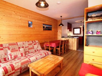 Photo for Apartment Huez, 2 bedrooms, 8 persons