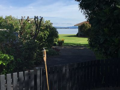 Photo for Tauranga Summer Holiday Base - Matua Sunny 3 Bedroom +
