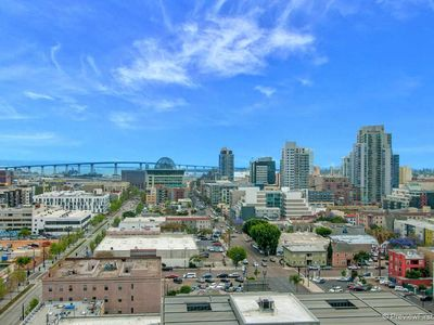 Photo for Urban Two Bedroom with City Skyline Views!