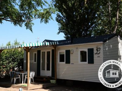 Photo for Camping Club Le Napoléon **** - Maeva Camping - Mobil Home Prestige 3 Rooms 4/6 People