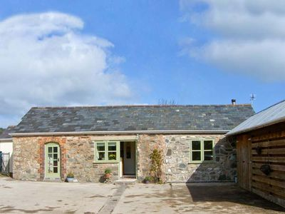 Photo for STONE COTTAGE, pet friendly, with open fire in Nannerch, Ref 9924