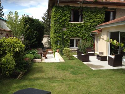 Photo for 2BR Guest House Vacation Rental in Mions, Auvergne-Rhône-Alpes