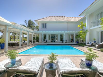 Photo for Tortuga Bay B9 - 4 Bedrooms - Luxury Villa in Puna Cana