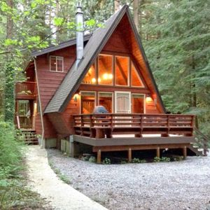 Photo for Great Mt. Baker Lodging Cabin 15 With Mountains Views in United Stated