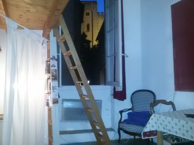 Photo for 1 bedroom apartment in the historic center of Avignon near Place Pie