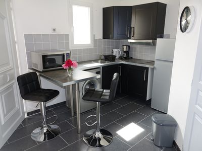 Photo for SUPERB STUDIO (30 m2) QUIET AT THE DOORS OF MONTPELLIER BETWEEN SEA and MONTAG