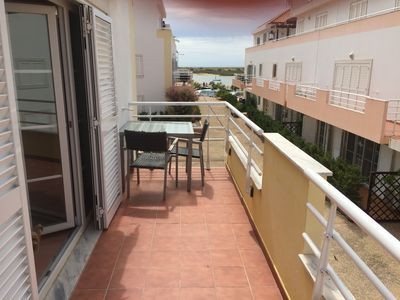 Photo for Excellent 2 bedroom apartment with Aircon and wifi 50 meters from water front.