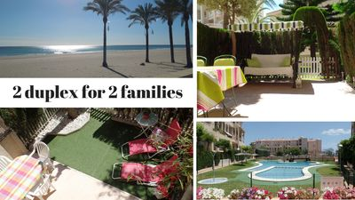 Photo for 6BR Apartment Vacation Rental in El Campello, Comunidad Valenciana