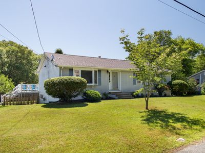 Photo for Immaculate Ranch in Bonnet Shores on a Large Corner Lot - Private Neighborhood Beach
