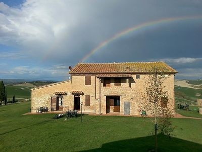 Photo for Apartment TIPO A  in Siena, Siena and sourroundings - 4 persons, 2 bedrooms
