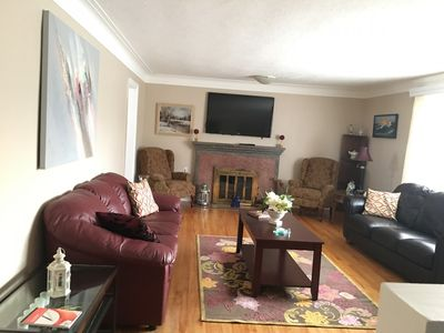 Photo for Spacious 3 BDR Bungolaw in Ottawa West