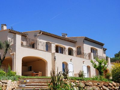 Photo for Very beautiful villa in the height of Saint-Paul-de-Vence