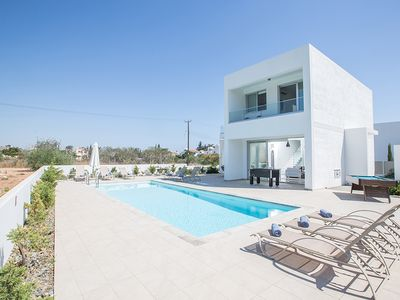Photo for Villa Kacy, Stunning 5BDR Protaras Villa with private pool, close to the beach