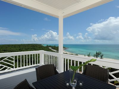 Photo for Lux Compound w/2-Ocean View, Pvt Beach, Pool, Boat Dock, Golf Carts, Kayaks