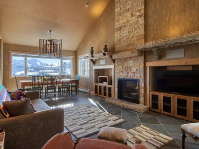 Photo for NEW LISTING!  Mountain home w/ private hot tub close to ski slopes - dogs OK
