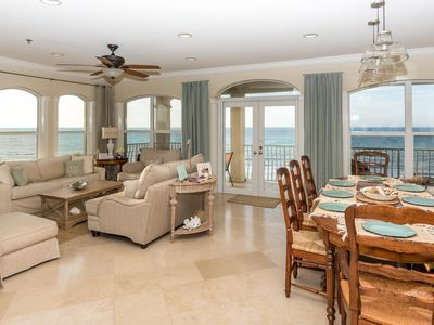 Photo for Spectacular Penthouse Views:  Gulf Front Seacrest Beach-between Alys & Rosemary