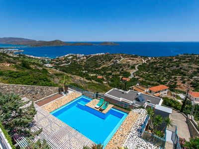 Photo for Elounda Senses Villa | 3 bdrs | Close to the beach