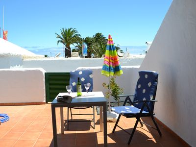 Photo for Bright, cheerful apartment just a few meters from the beach