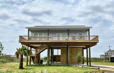 Photo for MAZIE and T DUB'S - Beachside with Gulf Views!  Brand new and well priced!!