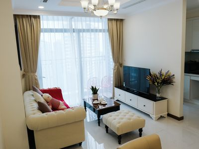 Photo for 2BR Apartment Vacation Rental in Binh Thanh, Ho Chi Minh city