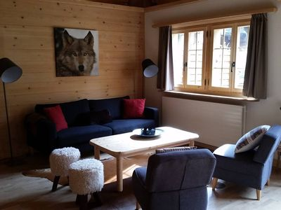 Photo for 4BR House Vacation Rental in Lauenen