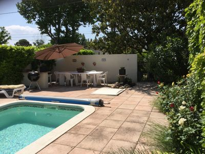 Photo for Nice holiday rental in the village of Mouriès in the heart of the Alpilles