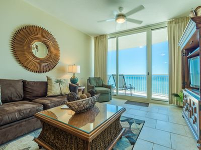 Photo for Take In The Views In One of PCB's Most Expansive Balconies! FREE BEACH CHAIRS