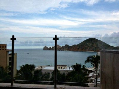 Photo for SPECTACULAR VIEWS WITH VERY LARGE TERRACE AND PRIVATE JACUZZI!