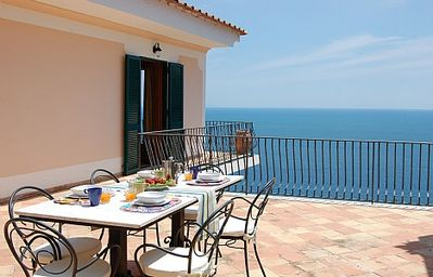 Photo for Villa Fabiola: A bright and elegant three-story villa with the fascination of the typical and ancient mediterranean houses.