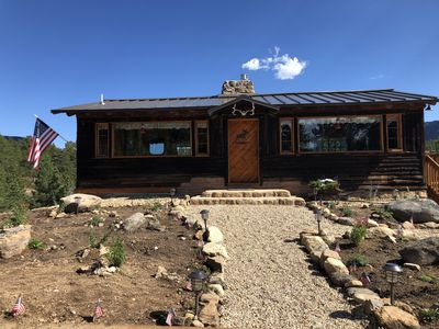 Photo for Tahosa Valley Cabin  Near Rocky Mountain National Park