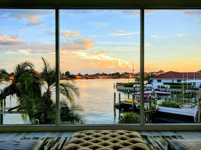 Photo for Waterfront Oasis w/ Pool & Dock, Walk to the Beach