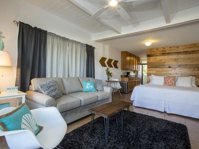 Photo for Kihei Bay Surf #110 Modern/Beach Decor, Across Beach, Cute & Comfy, Sleeps 3