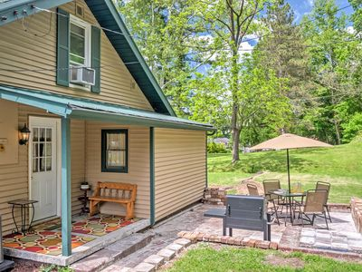 Photo for Charming Cottage in Tell City w/ Outdoor Patio!