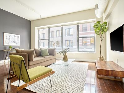 Photo for Sonder | Financial District | Chic 2BR