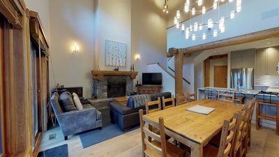 Photo for Taluswood 3 Bedroom, Sleeps 8, Private Hot Tub, BBQ, Free Wifi (23)