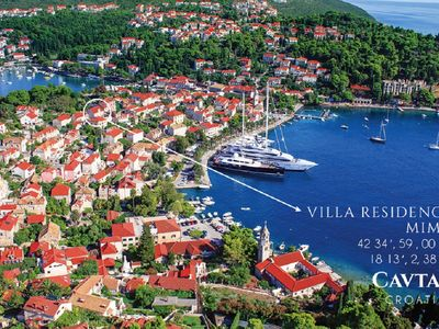 Photo for Villa Residence Mima-New Stone Villa with sunny terrace and Pool near Dubrovnik