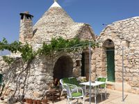 Gorgeous trullo away from it all
