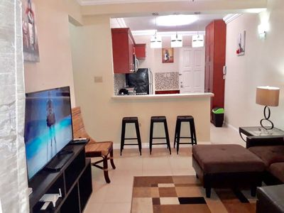 Photo for Luxury 2 Bedroom Apartment in Upper St. Andrew