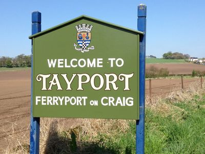 Welcome to Tayport