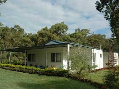 Piccadilly Place - located at Orchid Beach - Fraser Island