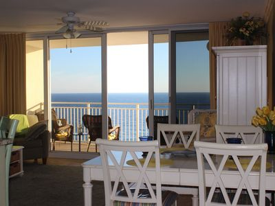 Photo for Stunning Oceanfront Sleeps 6 ~ 1BR,  2BA, Bunks ~ Book Now for Spring & Summer