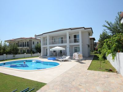 Photo for Villa Ergün Fantastic new build Luxury rental property