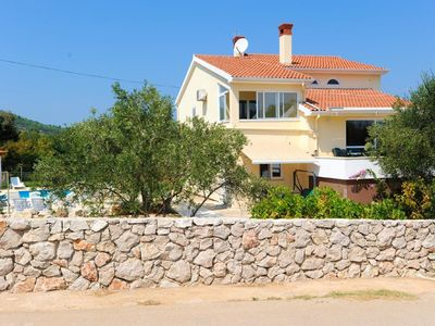 Photo for Large home with  pool and outdoor kitchen,300 m distant from the sandy beach !
