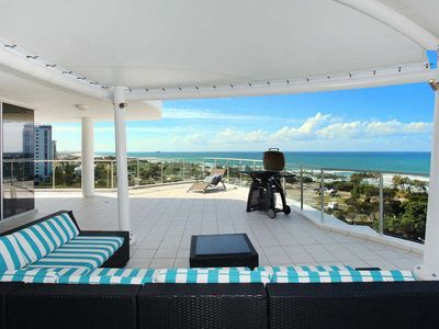 Photo for Sebel Maroochydore... Stunning ocean views from one of the largest balconies on the coast
