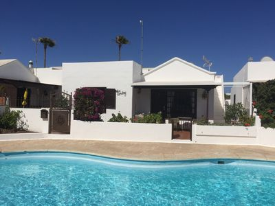 Photo for Detached Family Villa with  Pool