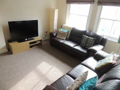 Photo for Comfy, 3 Bedroom Apartment, Sleeps 6