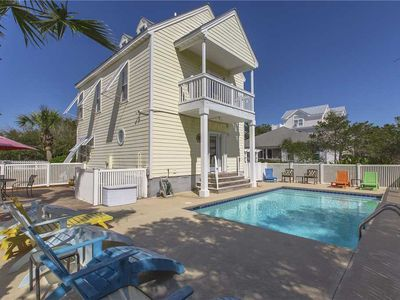 Photo for Lemon Fish - Crystal Beach! Private Pool! Close to Shopping & Dining! Book Today